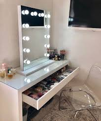 alicia hollywood style mirror with