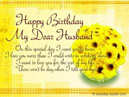 famous husband birthday wishes images and picsmine