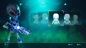 All Skins in Destroy All Humans (2020)