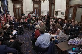 governor abbott holds third roundtable