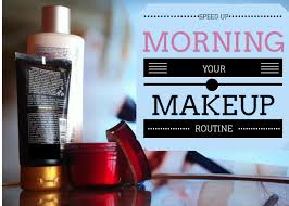 sd up your morning makeup routine