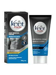 veet hair removal cream for men