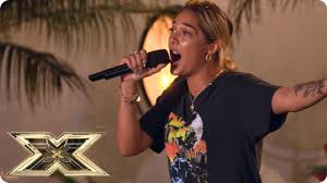 Bella gives emotional Judges' House performance | Judges' Houses | The X  Factor UK 2018 - YouTube