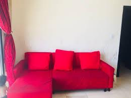 ikea corner sofa bed for urgent in