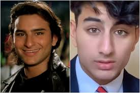 This Old Video of Ibrahim Ali Khan Reminds Us of His Uncanny Resemblance to  Saif