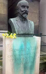 The Dead Conjurers: Georges Melies Grave