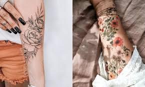 Tatuaz Na Przedramie 21 Przepieknych Wzorow Dla Kobiet