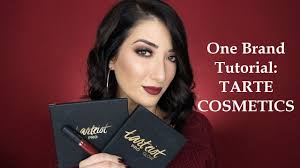 one brand makeup tutorial tarte you