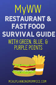 myww restaurant and fast food