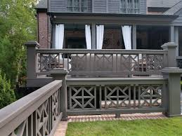 Creative Deck Rail Design Ideas Hgtv