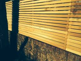 How Wall Top Fencing Panels Can Work For You Contemporary Fencing