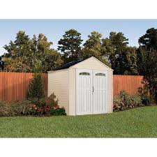 which rubbermaid garden shed is right