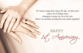 happy wedding anniversary wishes for wife marriage