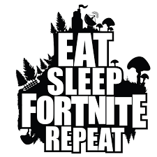 Diy Eat Sleep Fortnite Repeat Quotes Wall Art Decal 20 X 20 Stick And Peel Vinyl Adhesive Battle Royal Computer Video Game Home Decor Kids Bedroom Removable Sticker Decoration Walmart Com
