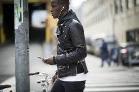 menswear essentials biker jacket best