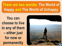 happy vs unhappy people differences happiness secrets how to