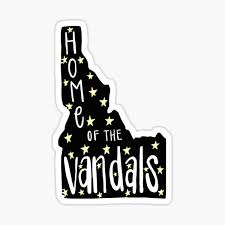 Vandals Stickers Redbubble