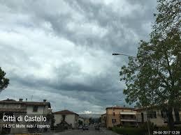 Foto meteo - Città di Castello - Città di Castello ore 12:28 » ILMETEO.it