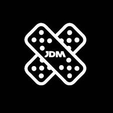 Jdm Band Aid Bandaid Vinyl Decal Stickers Sticker Flare Llc