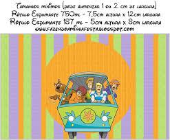 Imprimibles De Scooby Doo 4 Ideas Y Material Gratis Para