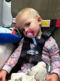 cares harness vs car seat inflight