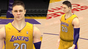 "NBA 2K14 ""Timofey Mozgov cyberface"""