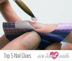 nail glues 5 awesomely sticky nail