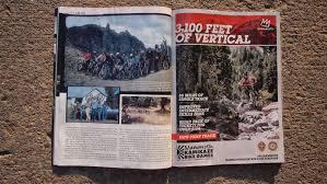 Dirt Drops: Wende Cragg in Bike Mag