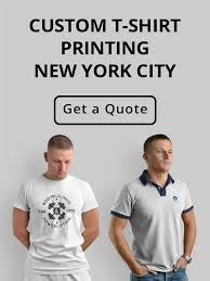 Custom T Shirt Printing Nyc T Shirt Screen Printing New York City