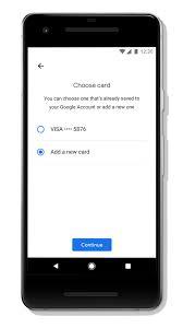 add hsbc credit card to google pay