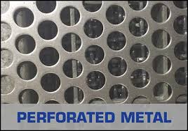 Perforated Metal Sheet Versatile Products Direct Metals