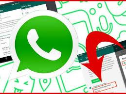 Aggiornamento WhatsApp cancellerà le vostre chat a novembre: i ...
