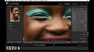color in a photo with adobe lightroom 3