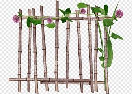 Fence Garden Fence Outdoor Structure Branch Fence Png Pngwing