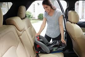 dlx infant car seat base in black