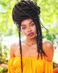 Angel Johnson on Instagram: locs. Loc'd hair. Loc hairstyles. Dreads.  Dreadlocs. Beauty. Black women. Br…   Locs hairstyles, Hair styles,  Dreadlock hairstyles black