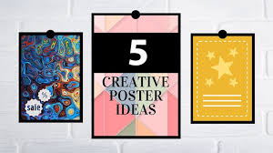 5 creative ways to hang poster without