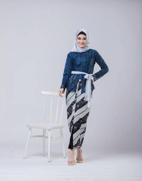 """نتيجة بحث الصور عن model kebaya modern hijab remaja"""""""