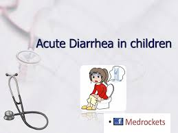 Medrockets - Notes On Acute Diarrhea In Children. | Facebook