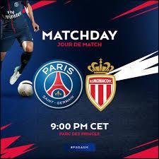 ⚡️ MATCHDAY / JOUR DE MATCH ? Monaco ?... - PSG - Paris Saint ...