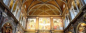 San Maurizio al Monastero Maggiore: la 'Cappella Sistina' di Milano – La  Tua Italia