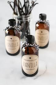 homemade vanilla extract sarah bakes