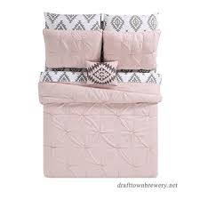 pinch pleated comforter twin xl