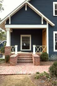 best paint colors to go with red brick