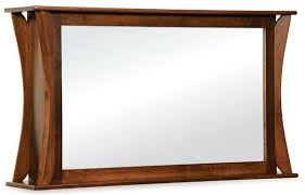 two way mirror for flat screen tv