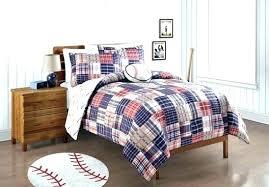 baseball sheets for full size bed petlove