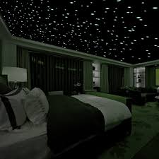 Amazon Com Realistic 3d Domed Glow In The Dark Stars 606 Dots For Starry Sky Perfect For Kids Bedding Room Gift 606 Stars Green Home Kitchen