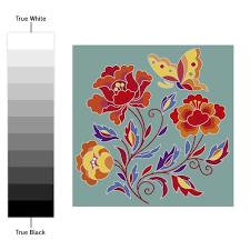 Tibetan Traditional Tiles Decals Pack Of 24