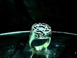 king solomon ring protection power ring