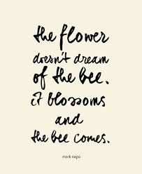inspirational quotes about strength the flower doesn t dream of